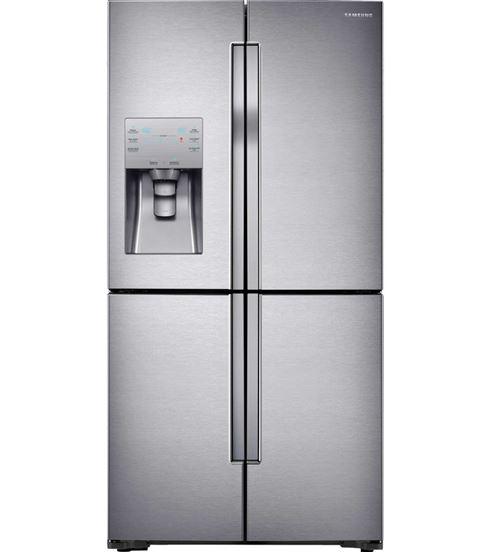 réfrigérateur américain 91cm 564l a+ nofrost inox - rf 56 j 9010 sl