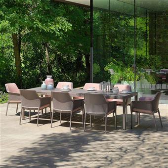 Salon de jardin exterieur net rio tortora nardi