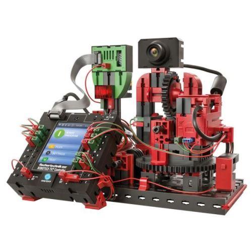 Fisher-Price ROBOTICS TXT Smart Home, Kit d'engrenages, Noir, Vert, Rouge, 10 année(s), 220 pièce(s), Garçon-Fille, Enfants
