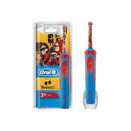 Brosse à dents électrique D12 Vitality Increibles 2 Oral-B Kids