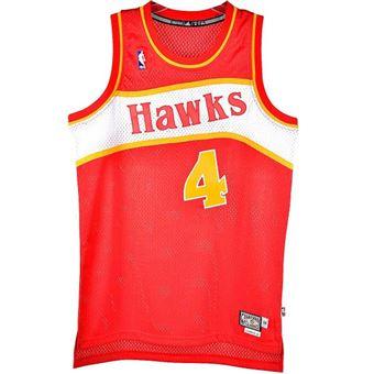 Maillot NBA Spud Webb Atlanta Hawks 198687 Mitchell   ness swingman  Hardwood Classics Rouge taille XL - Maillots de sport - Achat   prix  345a1f60e