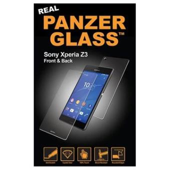 PanzerGlass - Schermbeschermerset - kristalhelder - voor Sony XPERIA Z3