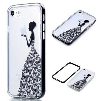 coque iphone 7 femme papillon