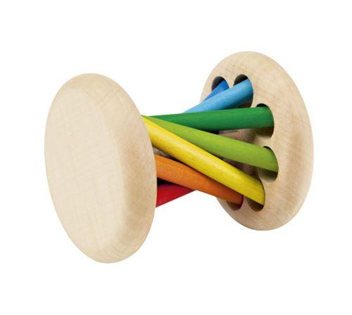 Selecta Spielzeug hochet Mikadojunior 15 cm bois naturel