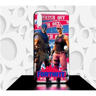 coque fortnite iphone x