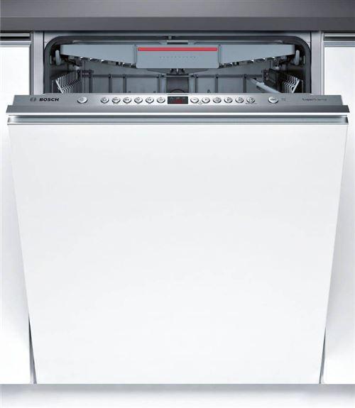 Bosch Serie 4 Smv46ax02e Entièrement Intégré 12places A+ Lave-vaisselle - Lave-vaisselles (entièrement Intégré, Blanc, Taille Maximum (60 Cm), Boutons, Led, 1,75 M)