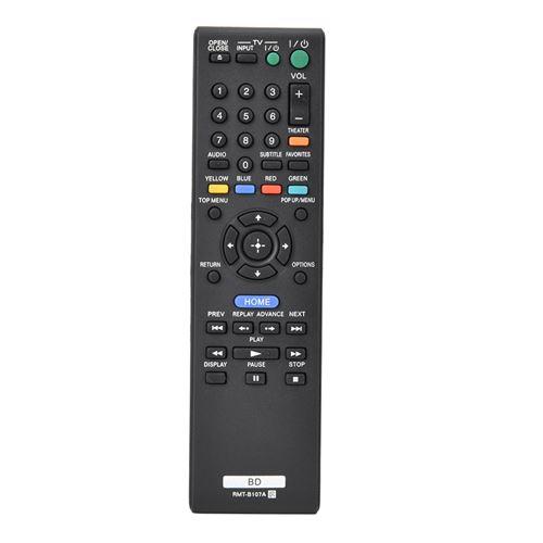 Télécommande de Lecteur de DVD pour Sony RMT-B107A