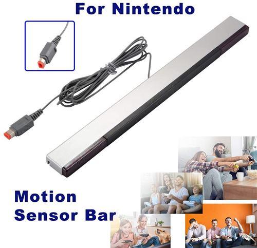 Alpexe® Récepteur de capteur de Mouvement récepteur Infrarouge à Distance pour Nintendo Wii