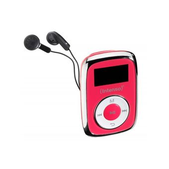 Lecteur MP3 Intenso 8Go - Music Mover (Rose)