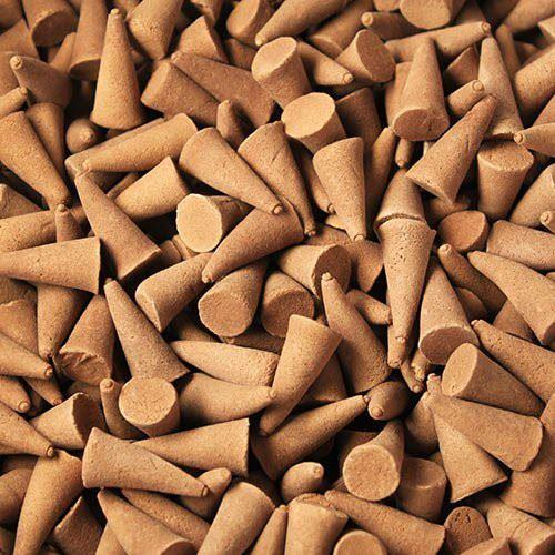 Cônes d'encens indiens en vrac - Pêche Mangue