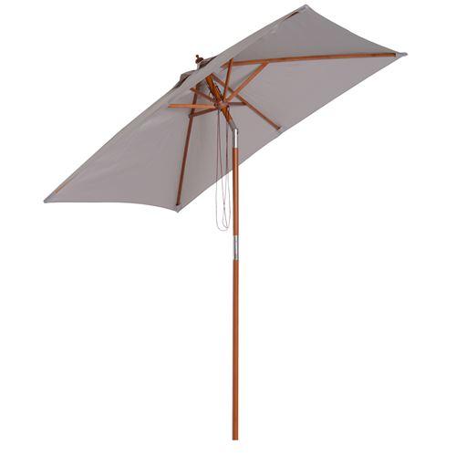 parasol rectangulaire maroc