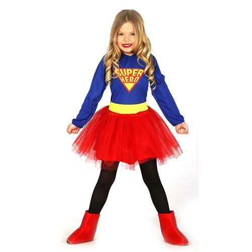 Déguisement 7-9 ans Super Héro