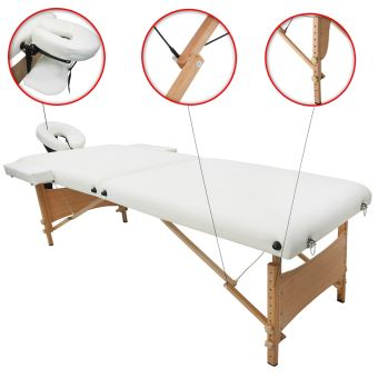 Table Professionnelle Pour Therapie Table De Massage Pliante