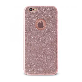coque iphone 6 or rose