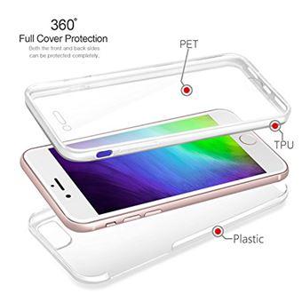 full protection anti choc iphone 8 coque