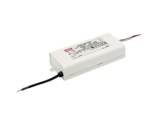 Driver led mean well pcd-40-700b