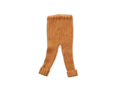Oeuf Baby Clothes - Pantalon Côtelé ocre Alpaga 6M