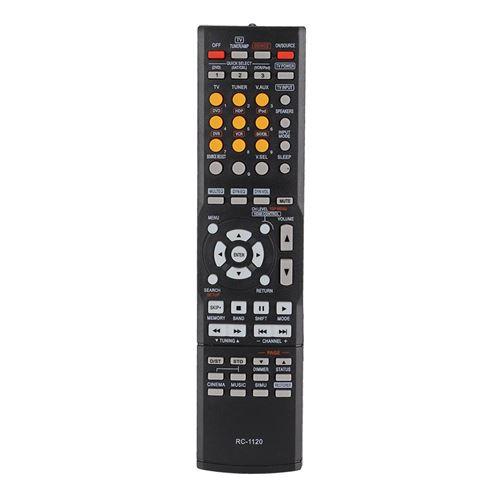 Télécommande de Remplacement pour récepteur AV Denon RC-1120 AVR-391 AVR-591 AVR-390