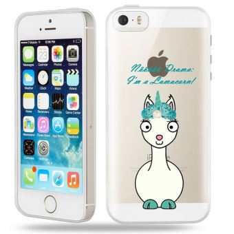 coque iphone 5 lama