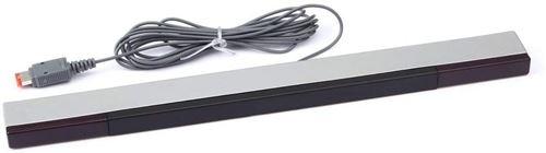 Alpexe® Barre de capteur Wii avec câble USB Filaire Récepteur pour Console Nintendo Wii/Wii U