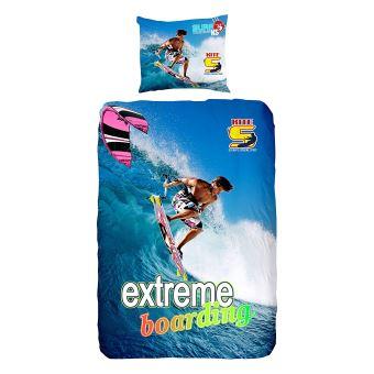 8 61 Sur Housse De Couette Surf Extreme Boarding Achat Prix Fnac