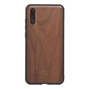 Coque pour Huawei P20 Pro en bois véritable Woodcessories EcoBump