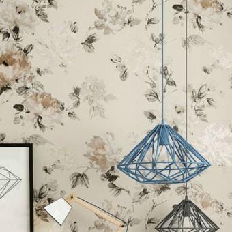 Papier Peint 3d Effet Brique Beige 5 3m2 Decoration Des Murs