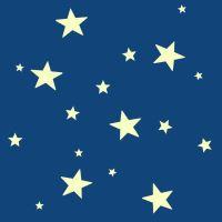 Adhesivos Estrellas  luminosas