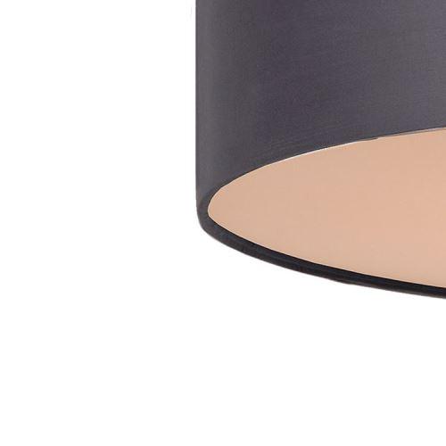 Lucide CORAL - Suspension - Ø 40 cm - Gris