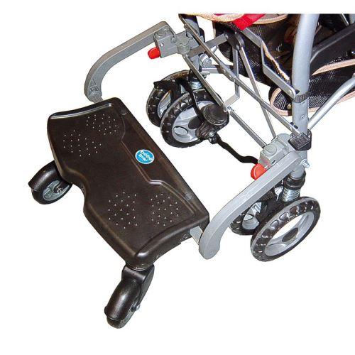 Planche à roulettes pour poussette de Buki 'Baby Board'