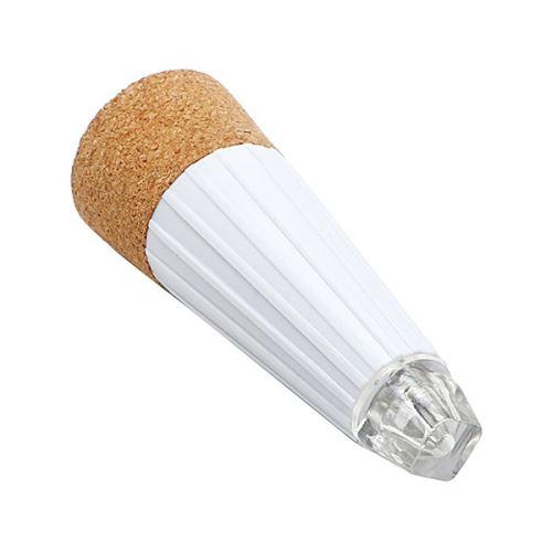 Bouchon de bouteille LED lumineux en liège - Objedt décoration qui illumine vos bouteilles en verre vides - BLED1 Climadiff