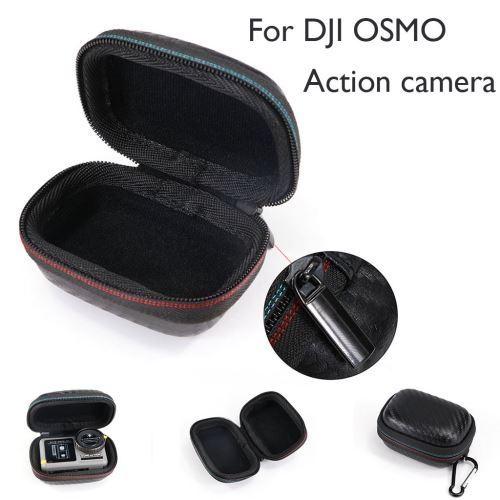 Pour OSMO action accessoires Mini entreposage Pochette de transport Case Sac Boîte de rangement