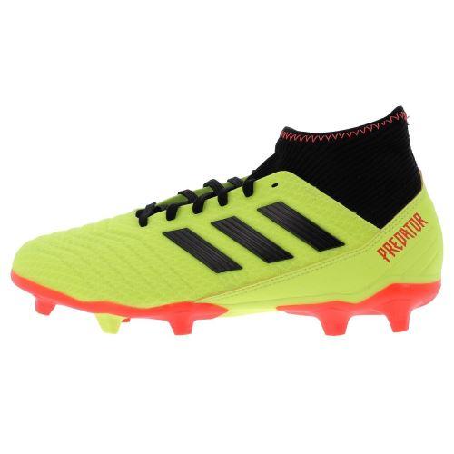 Chaussures football lamelles Adidas Predator jaune$adulte