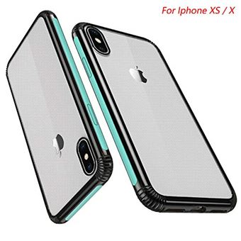 coque iphone xs transparente dur