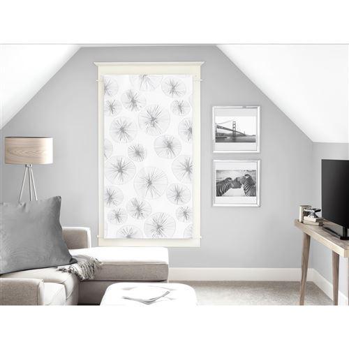 brise bise 60x120 cm LIONEL blanc, par Soleil d'Ocre