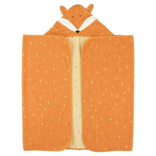 Trixie serviette de bain Mr. Fox70 x 130 cm coton bio orange