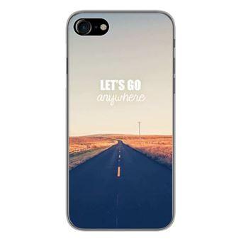 coque iphone 7 silicone citation