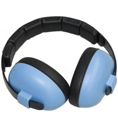 Casque Anti-Bruit pour Enfant Banz Earmuffs, Bleu