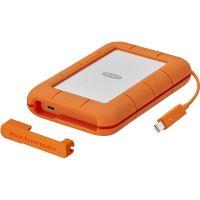 LaCie Rugged Thunderbolt USB-C - disque dur - 2 To - USB 3.1 Gen 1 / Thunderbolt 3