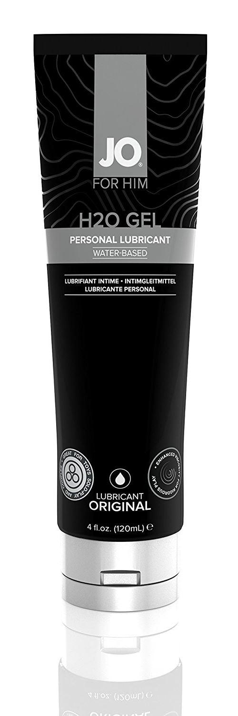 System Jo H2O Gel Original Lubrifiant 120 ml
