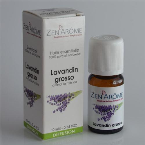 Huile Essentielle - Lavandin Grosso - 10 ml