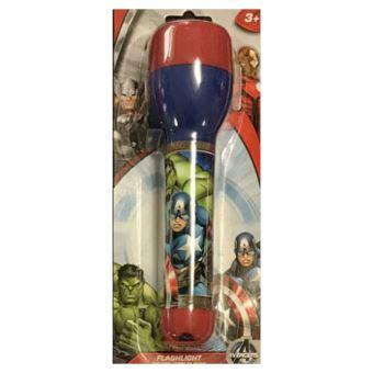 Lampe de poche LED Avengers enfant New