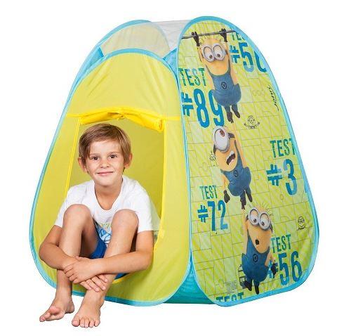 Tente pop-up minions