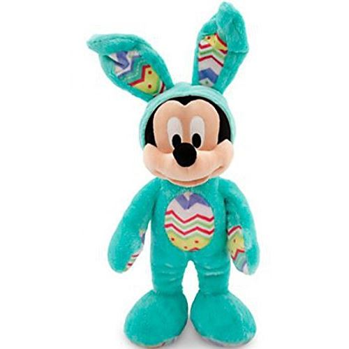 Disney Mickey Mouse Holiday Mickey Mouse Exclusive 14 Peluche [Pâques]