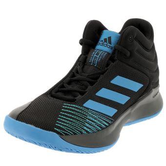 nouveau style 3edff 6a2ac Chaussures basket Adidas Pro spark 2018 nr/bleu h Noir taille : 44 2/3 réf  : 36233