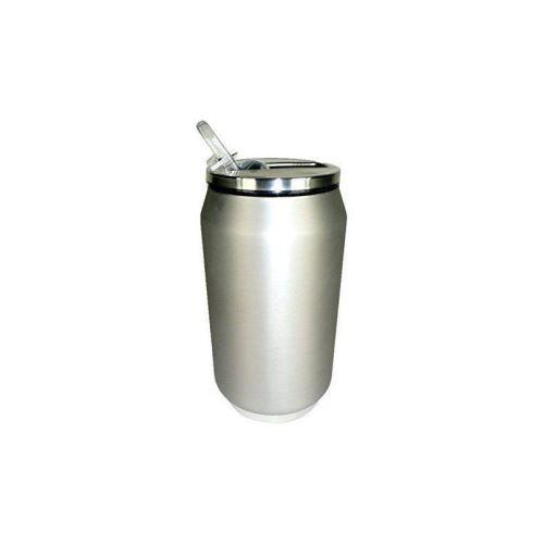 Canette isotherme Yoko Design 280 ml Argent