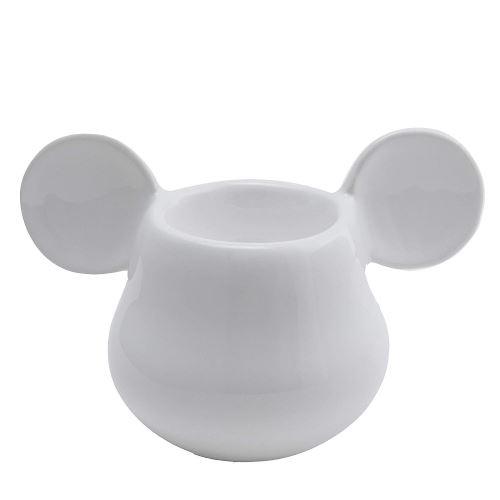 Joy Toy 62144 Mickey Mouse 3D EIERBECHER 11X7X7 CM Blanc