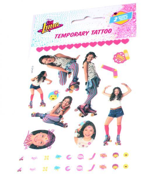Disney Tatouages Soya Luna Friends petit 1 feuille