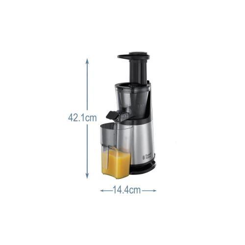 Russell Hobbs 24741 56 presse agrumes Noir, Argent 550 W