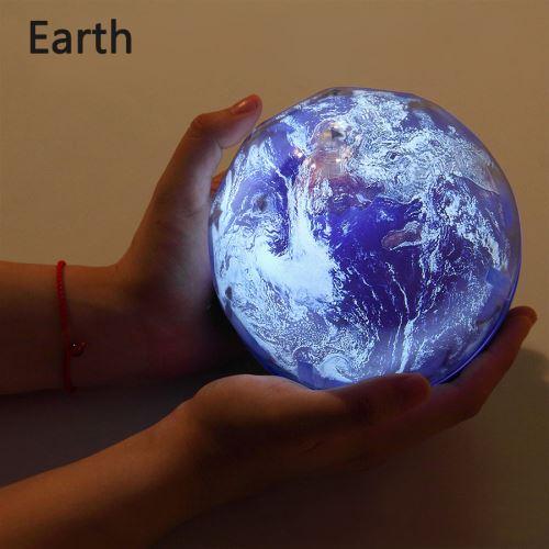 Planet Magic Projecteur Earth Universe LED Lumières Colorées Etoiles Rotantes Enfants Bébé Cadeaux De Noël